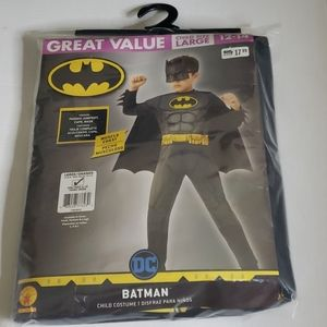 Batman child costume